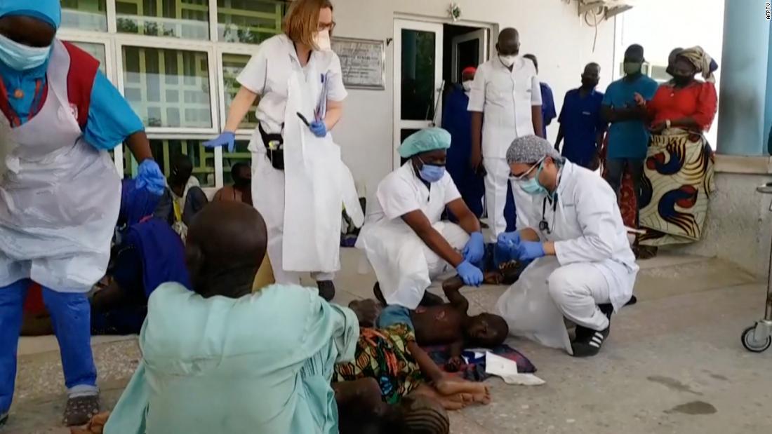 Accident de bateau au Nigeria: plus de 50 morts après le naufrage d'un bateau à Kebbi