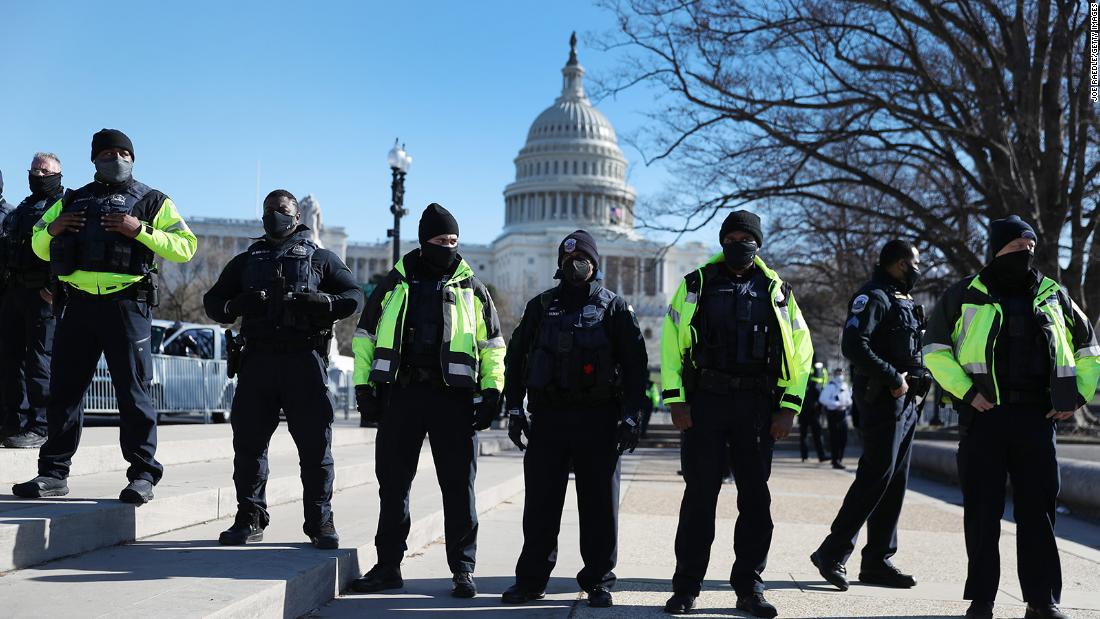 Jan. 6 rioter charged with bringing gun to Capitol grounds, undercutting GOP claims of unarmed mob