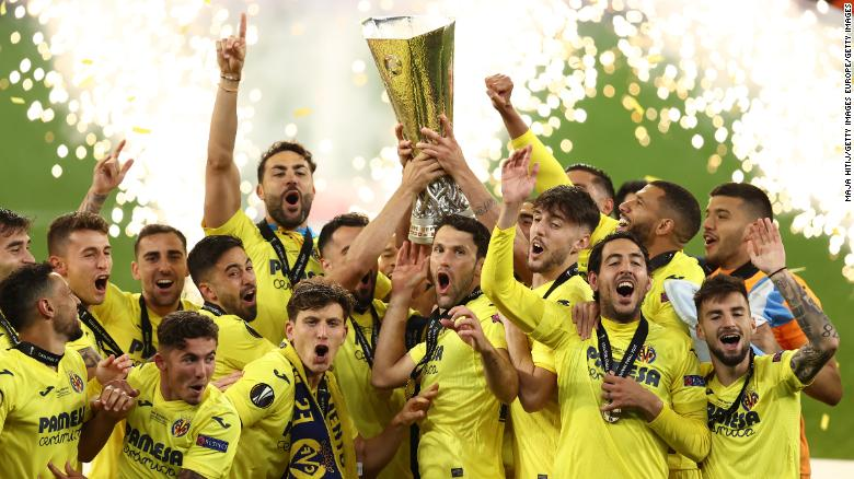 Villarreal defeats Manchester United in dramatic penalty shootout to win Europa League