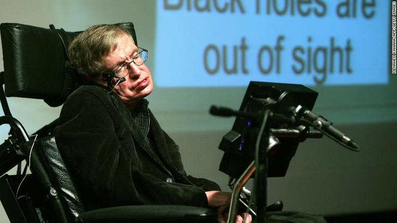 Stephen Hawking's archive and office acquired by UK cultural giants
