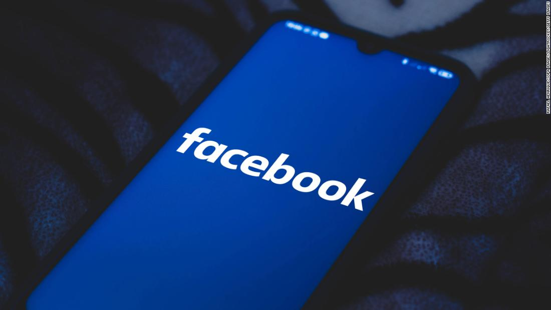 New York (CNN Business)Facebook said it's no longer removing from its platforms claims that coronavirus was man-made.That announcement comes shortly a