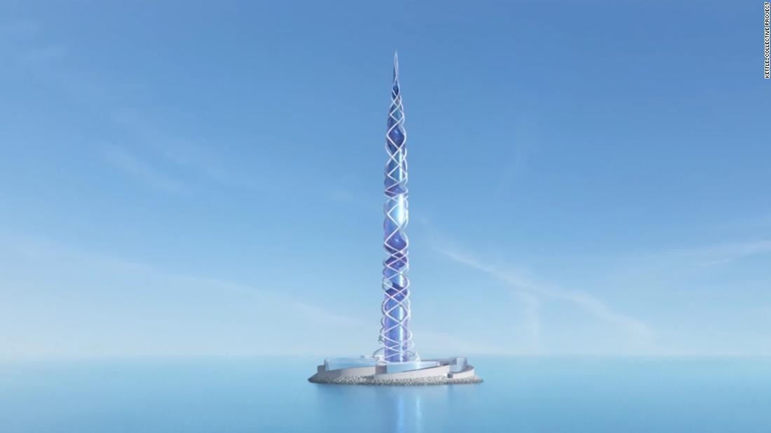 Des architectes planifient la deuxième plus haute tour du monde en Russie