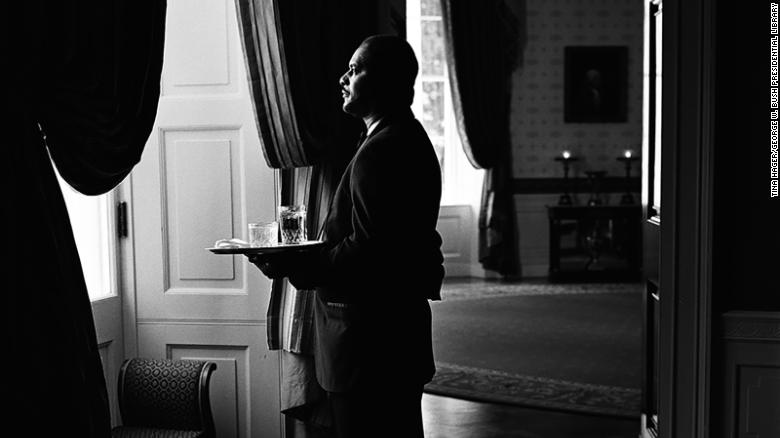 Longtime White House butler retiring after 47 years of service