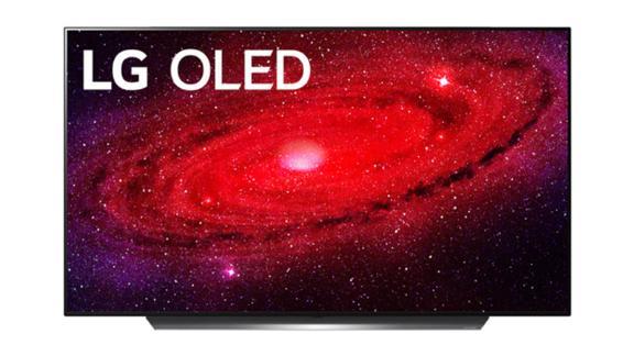 55-Inch LG CX OLED