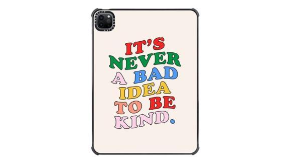 Be Kind iPad Impact Case