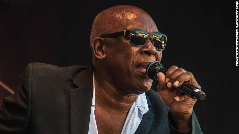 John Davis, real Milli Vanilli singer, dies from Covid aged 66