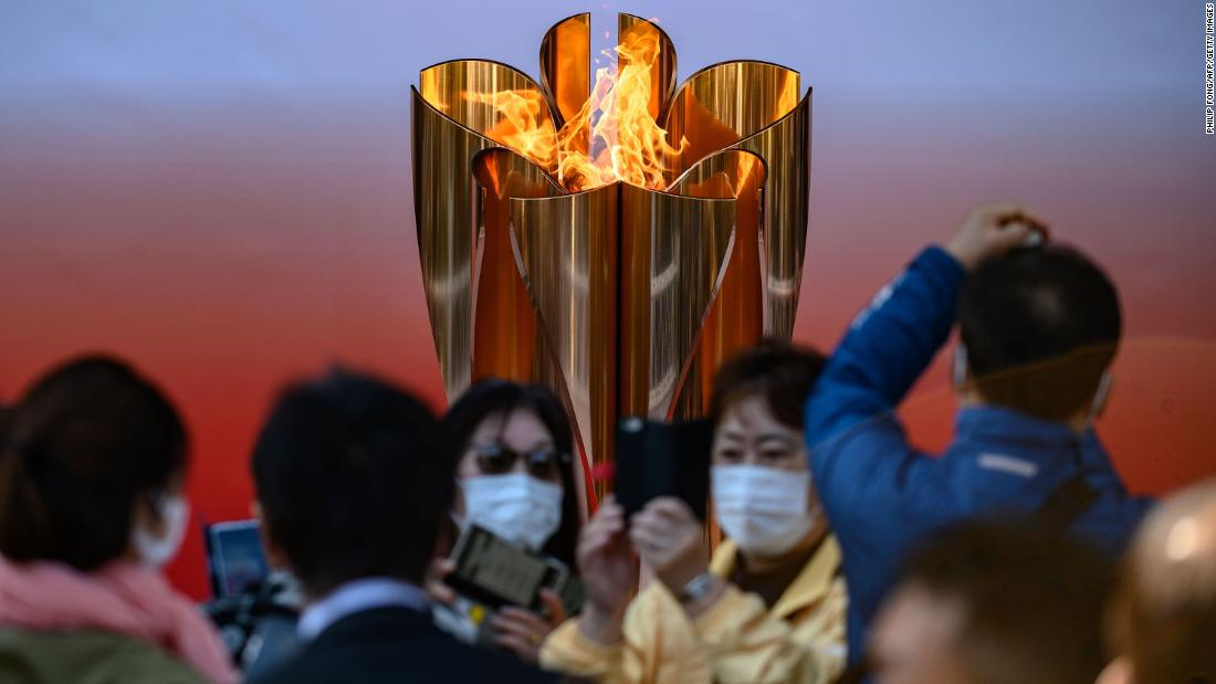 How we got to Tokyo 2020 despite a global pandemic