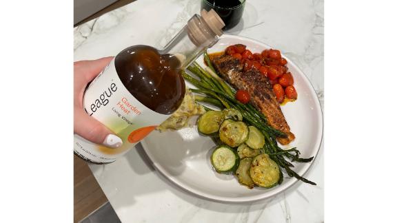 Acid League Garden Heat Living Vinegar