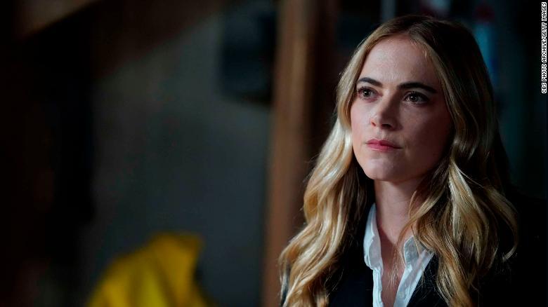 Emily Wickersham is leaving 'NCIS'