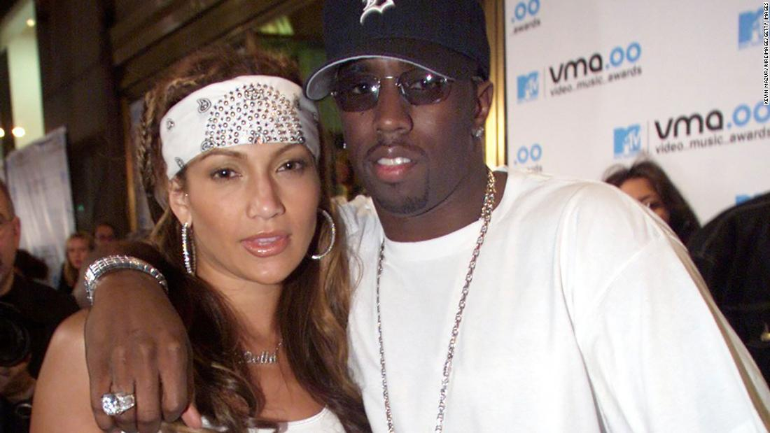 Diddy posts a #TBT with Jennifer Lopez and why not?