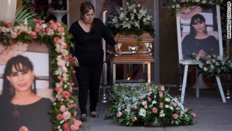 Alma Barragan was killed while campaigning for the mayorship of Moroleon, in violence-plagued Guanajuato state.