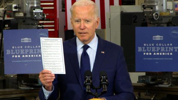 Image for Biden has released his $6 trillion budget. Here's what's in it.