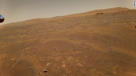 L'elicottero di Marte è sopravvissuto raccontando la storia di un volo estenuante