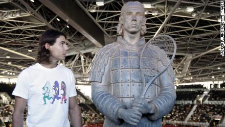 A brief history of French Open champ Rafael Nadal, in 5 statues