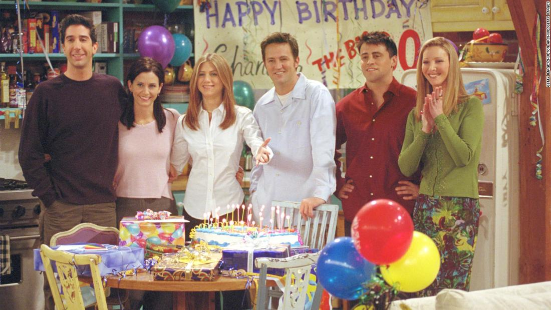 Lisa Kudrow almost missed this touching 'Friends' reunion moment – CNN