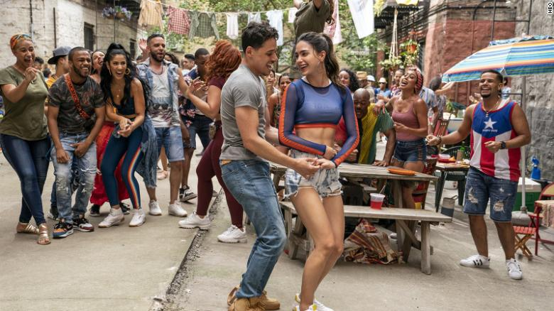 'In the Heights' reignites long-standing conversations about colorism in the Latinx community