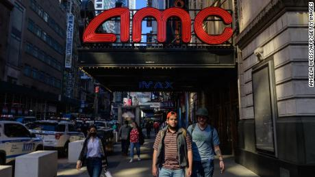 AMC's stock is up more than 2,000% this year. But the theater chain's problems aren't solved