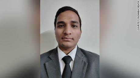 Rishabh MehtaはCovid-19で親友を失ったが、Modiが間違った信じません。