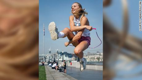 Join the jump rope craze and burn more calories than jogging