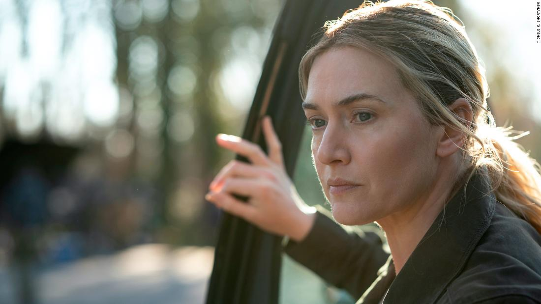 Kate Winslet fought to keep 'bulgy bit of belly' in her 'Mare of Easttown' sex scene