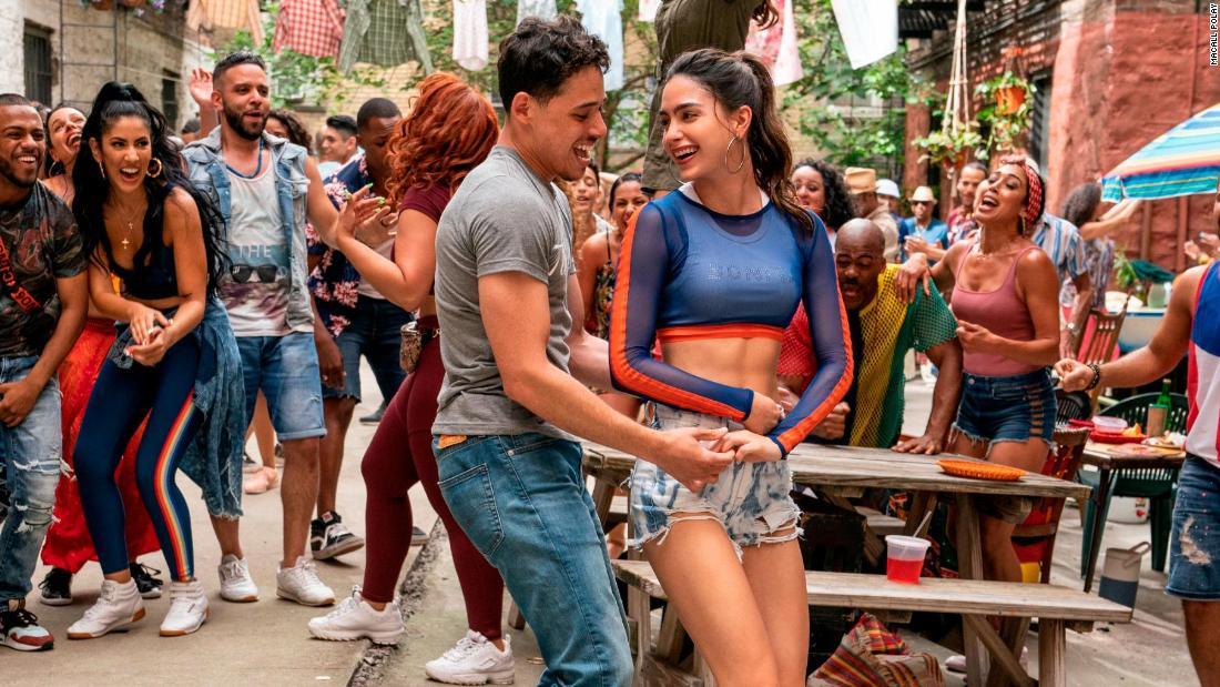 Lin-Manuel Miranda sorry 'In The Heights' 'fell short' on representing dark-skinned Afro-Latinos