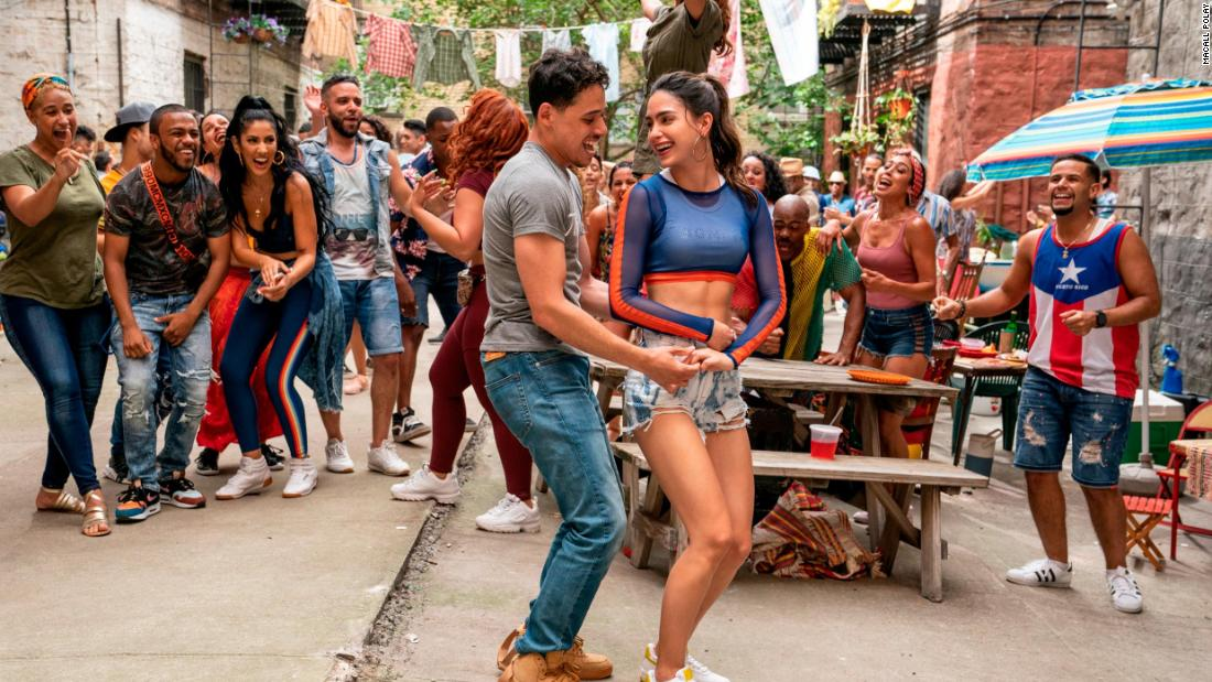 In the Heights' notches a lackluster box office opening - CNN