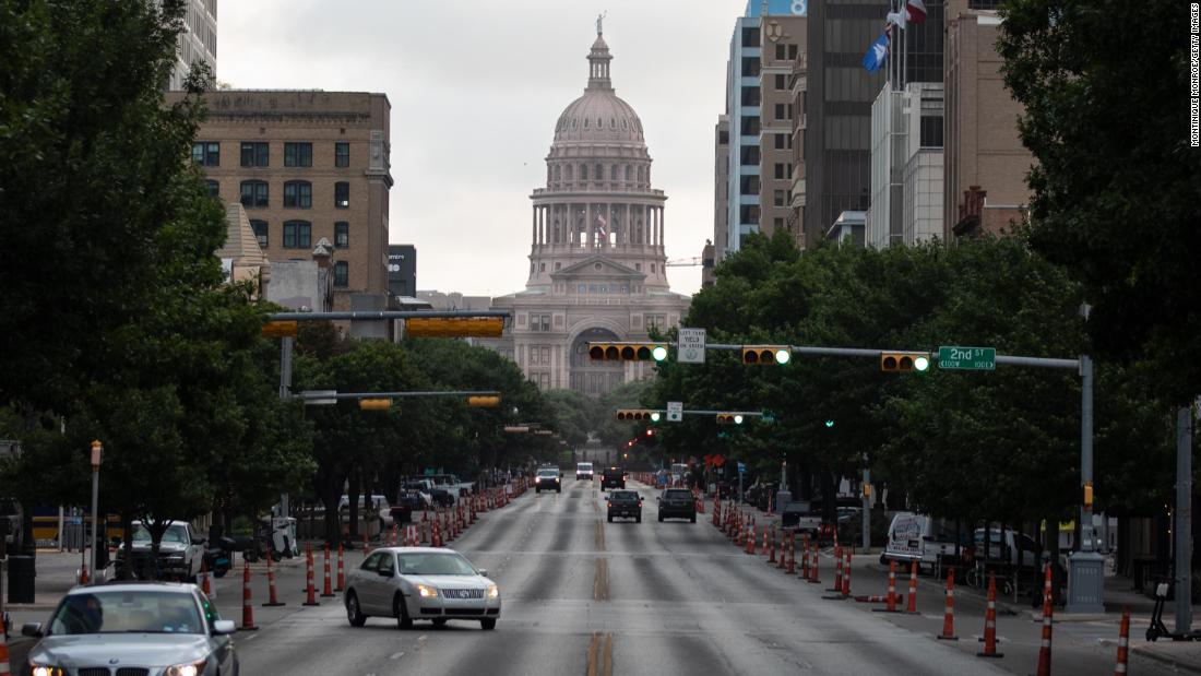 Texas Legislature close to adding new restrictions to voting process – CNN
