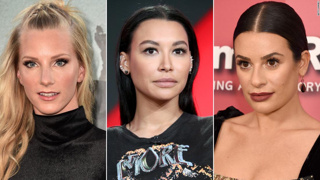 """Heather Morris dit que Naya Rivera est """" la seule personne honnête """" à propos du comportement """" Glee """" de Lea Michele"""