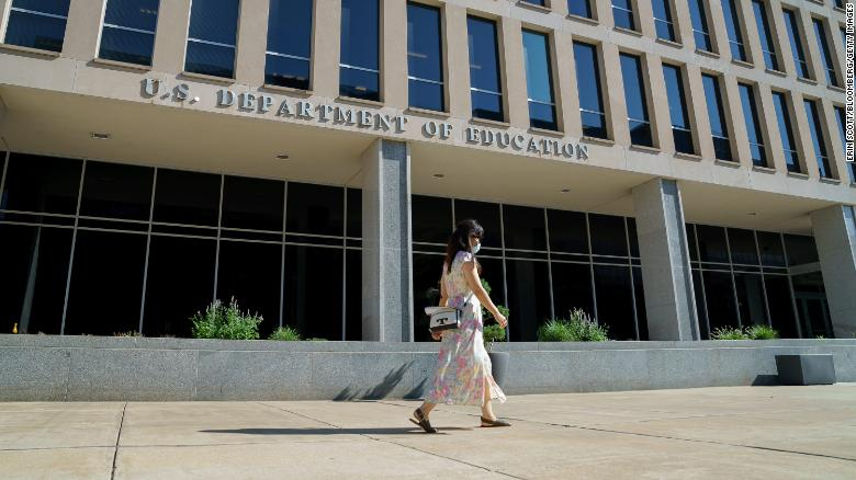 Education Department rescinds Trump-era policy restricting state oversight of student loan servicing companies and debt collectors