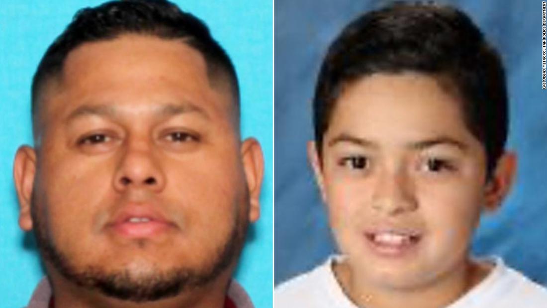Boy found dead near Las Vegas by a hiker identified by his mother – CNN