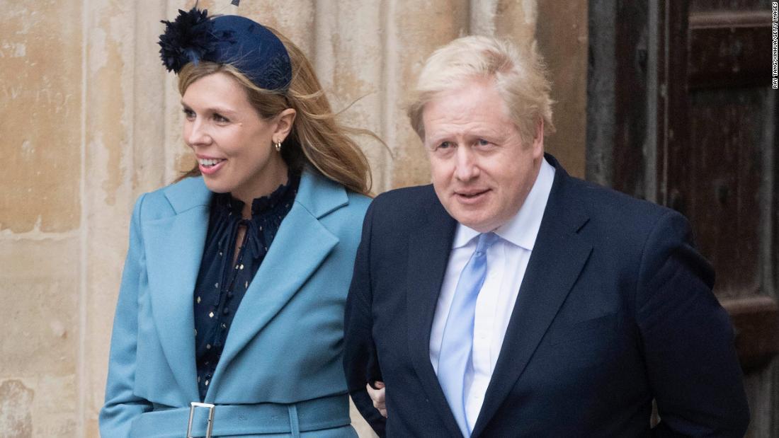 Boris Johnson and Carrie Symonds are married – CNN