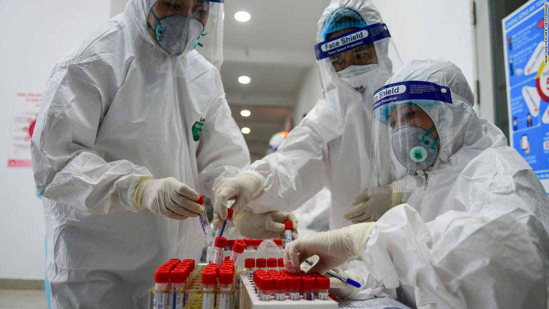 Vietnam detects a suspected new coronavirus variant that's a hybrid of the UK and India strains – CNN