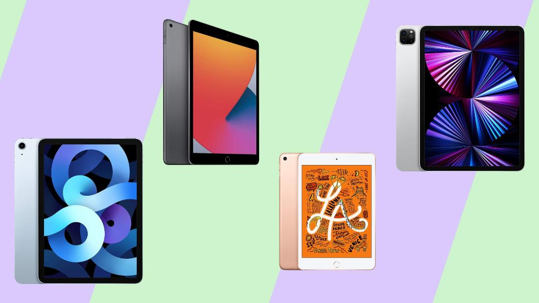 Which iPad is right for you? We break it down | CNN Underscored