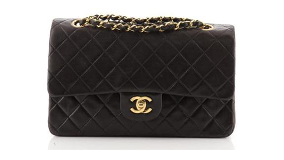 Chanel Classic Lambskin Quilted Handbag