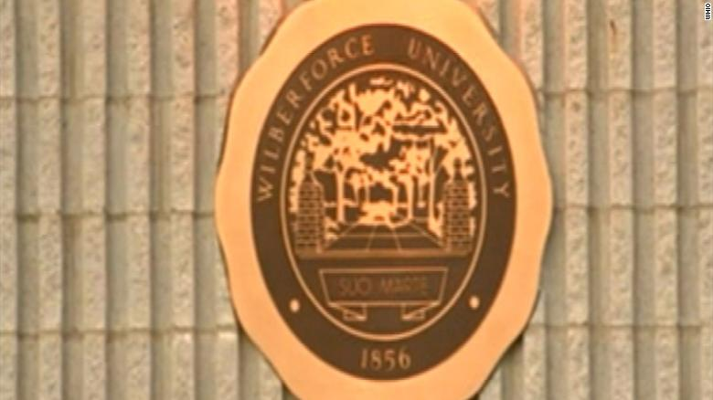 Wilberforce University cancels student debt for 2020 and 2021 graduates. That's more than $375,000