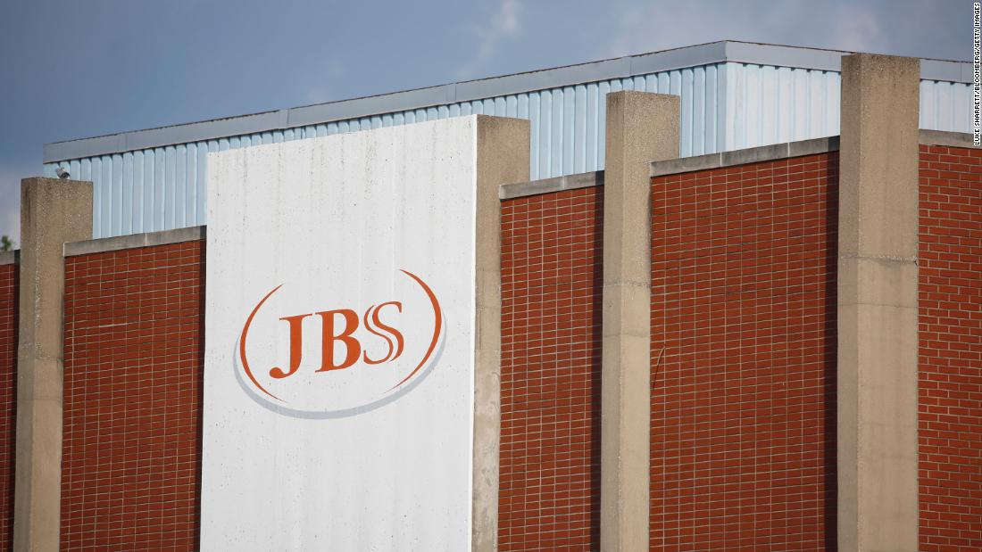 Meat producer JBS USA suffers cyberattack – CNN
