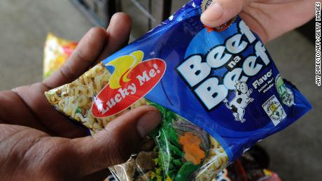 Largest ever IPO in the Philippines is of instant noodle company