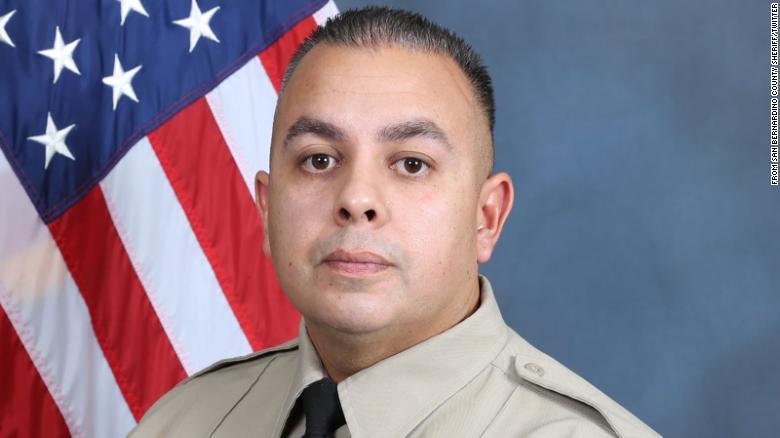 A California sheriff's deputy has died after being shot in the line of duty