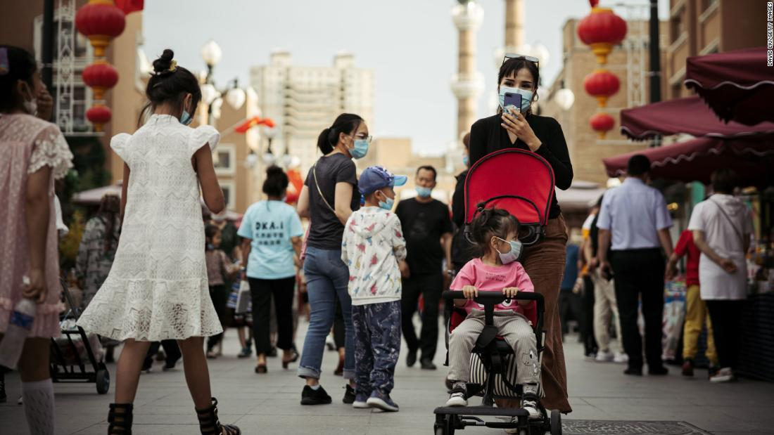 Analysis: China needs to boost its population so why not scrap birth quotas entirely? The reason might be Xinjiang