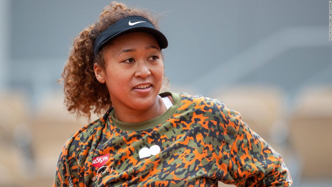 Nike backs Naomi Osaka after she withdraws from French Open – CNN