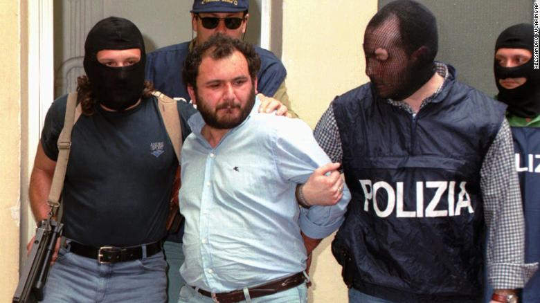 Giovanni Brusca, Sicilian mafia 'people-slayer,' released after 25 years in jail