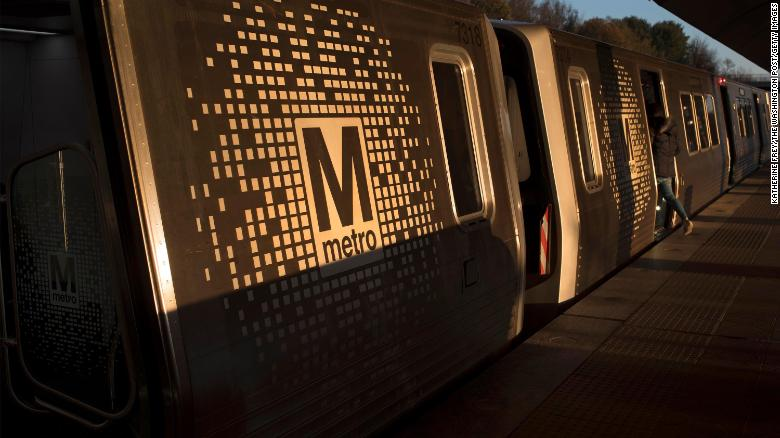 FBI agent charged with the attempted murder of man onboard Washington, DC-area subway system