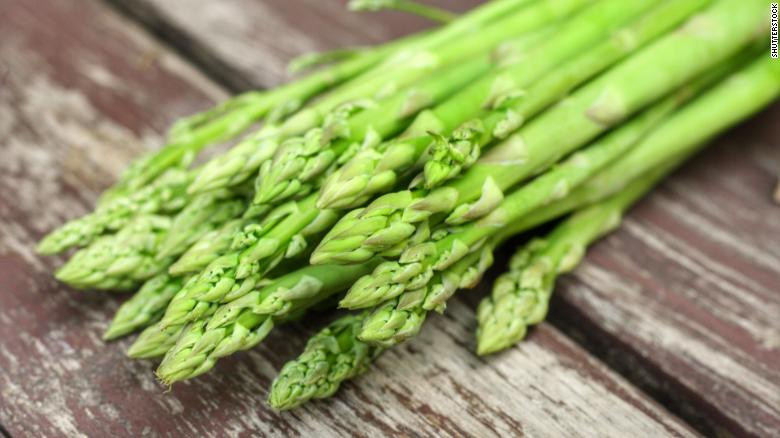 Asparagus recipe found in legal database after 'hilarious' mistake