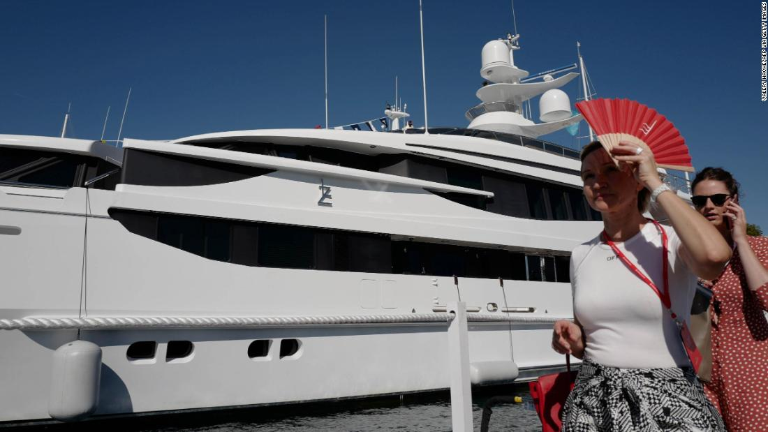 The hidden costs of owning a superyacht