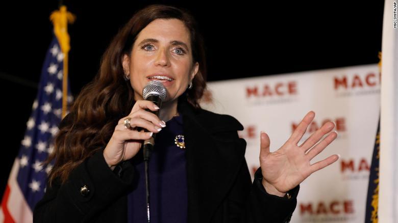 Police investigating vandalism at home of Republican congresswoman