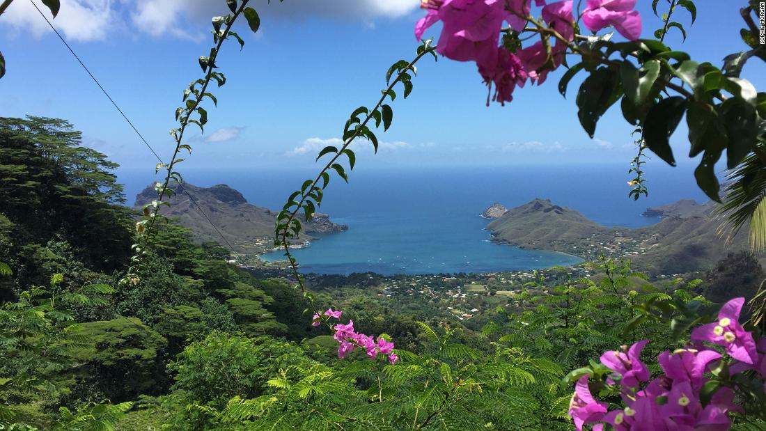 Nuku Hiva: This paradise island is one of the remotest places on the planet