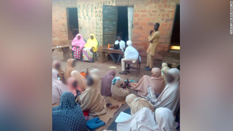 Parents fear for kidnapped children, some as young as 4, after latest school raid in Nigeria