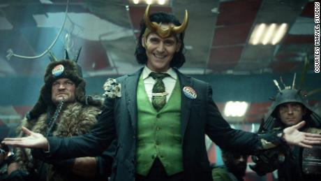 Loki étant un fluide de genre confirmé dans la bande-annonce