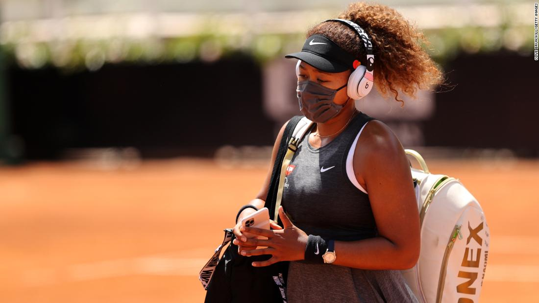 Naomi Osaka's withdrawal from the French Open highlights the tenuous relationship between athletes and the media – CNN