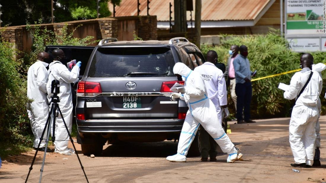 Des hommes armés tuent la fille et le chauffeur du ministre ougandais dans  une « fusillade ciblée »